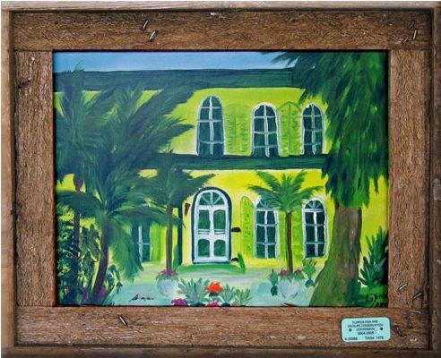 """Hemingway House ll"""