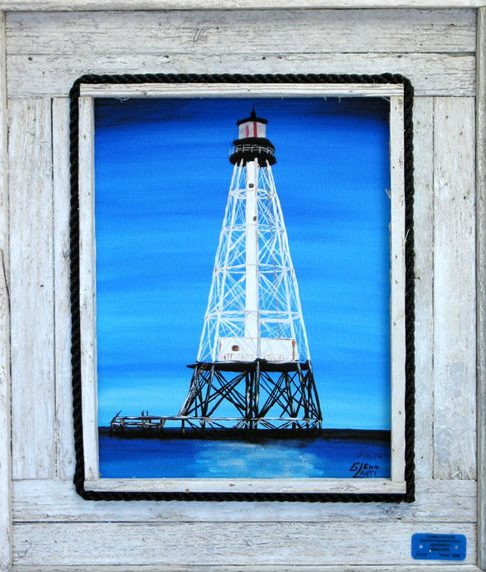 """Alligator Reef Lighthouse"""