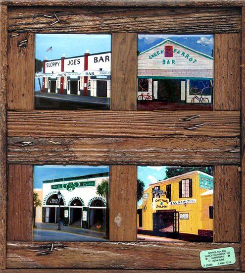 """""""Famous Key West Bars"""""""