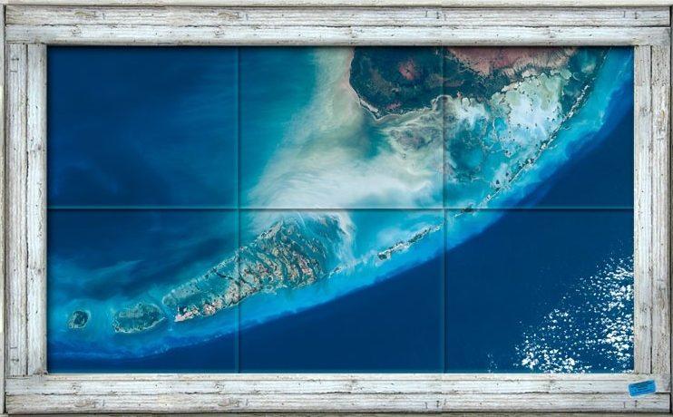 """Florida Keys Satellite"""