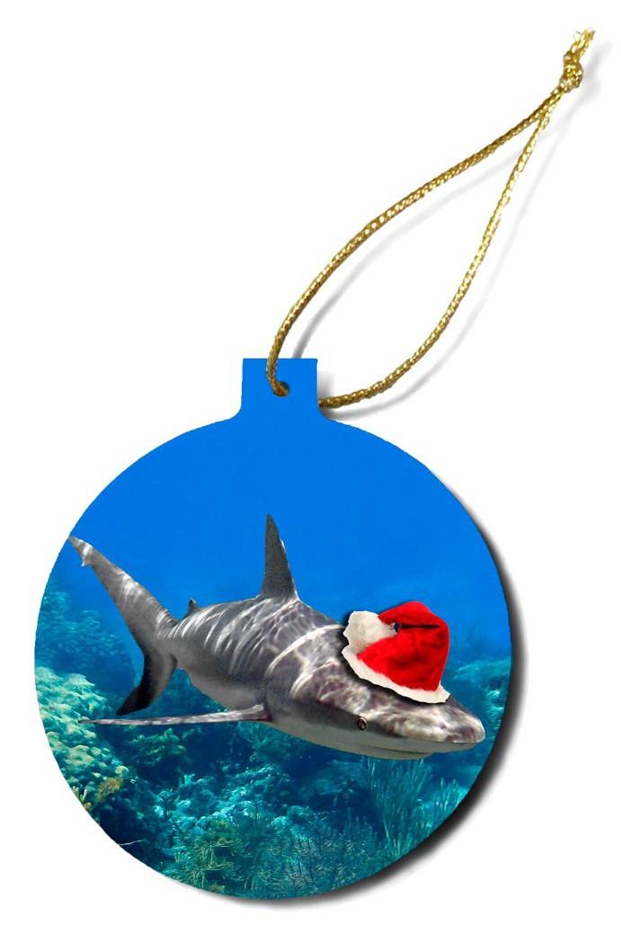 """""""Christmas Shark"""""""