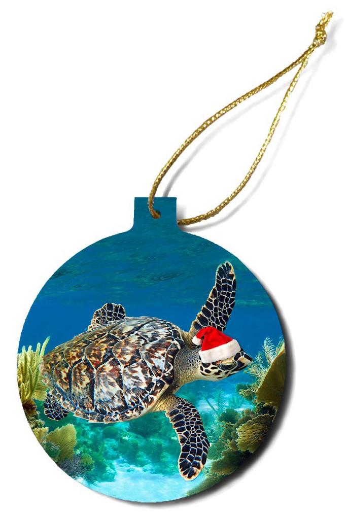 """""""Christmas Turtle 2"""""""