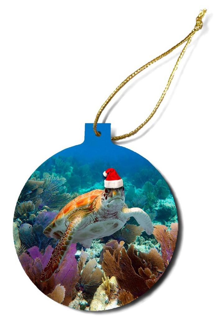 """""""Christmas Turtle 4"""""""