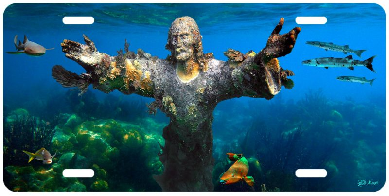 """CHRIST OF THE ABYSS"""