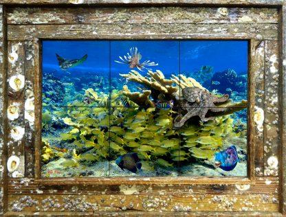 Freeport Reef Tile Mural