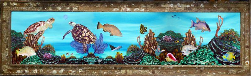 Reef Roamers Giclee